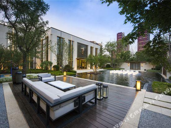 XY酒店公寓(北京金茂府店)(XY Apartment Hotel (Beijing Jinmaofu))外觀