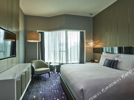 鉑爾曼吉隆坡城市中心大酒店(Pullman Kuala Lumpur City Centre Hotel & Residences)精緻套房(直通休息室)