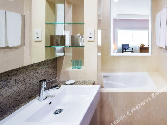 新加坡悅樂樟宜酒店(Village Hotel Changi by Far East Hospitality)連通房
