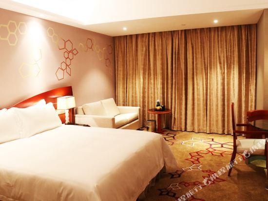 東莞富盈酒店(Cinese Hotel Dongguan)行政大床房