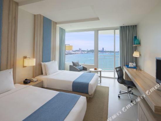 芭堤雅假日酒店(Holiday Inn Pattaya)海景房