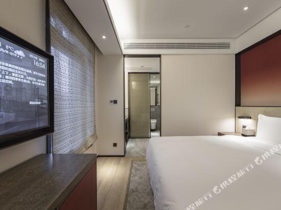 上海徐家彙禧玥酒店(Joya Hotel (Shanghai Xujiahui))經典大床房