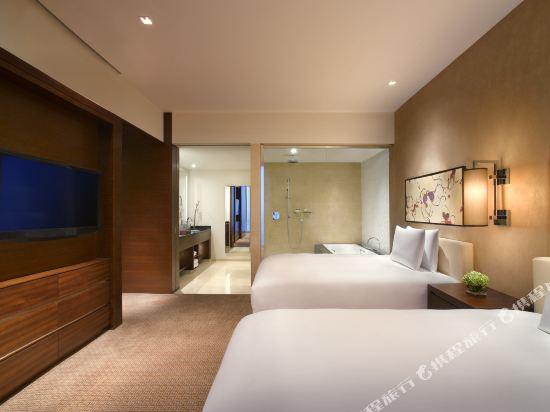 澳門君悅酒店(Grand Hyatt Macau)超豪華俱樂部套房