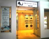 吉隆坡中心現代化園景服務式一室公寓