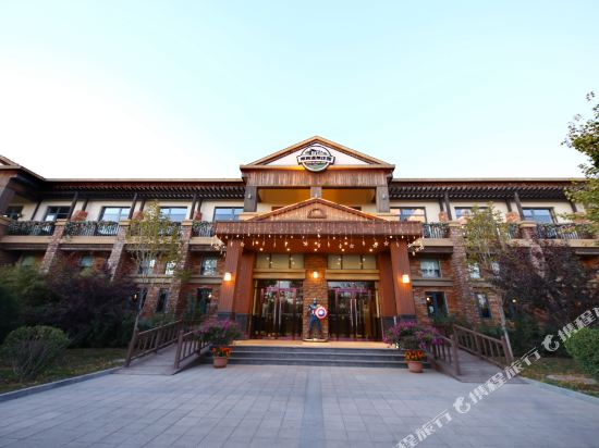 Nangong Hot Spring Manor Hotel