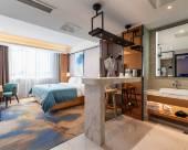 希岸Deluxe酒店(南昌青山路口地鐵站店)