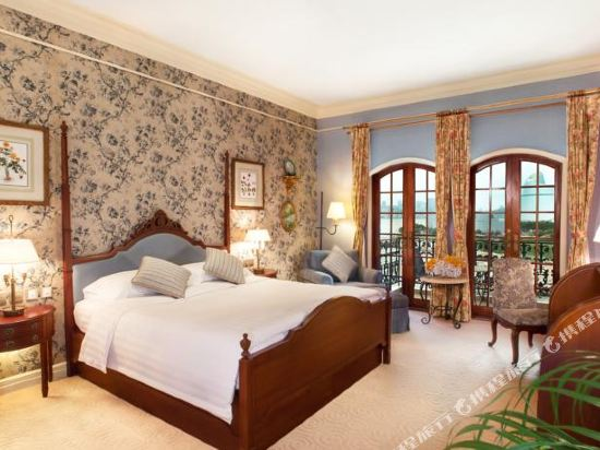 澳門萊斯酒店(Rocks Hotel)海景套房