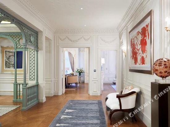 巴黎半島酒店(Hotel the Peninsula Paris)古典套間