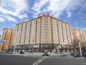 蘇格御庭酒店公寓(晉中榆次文教城店)