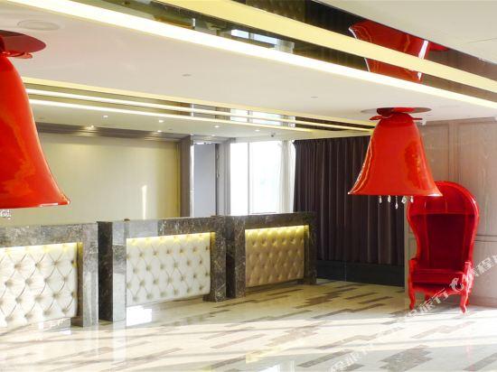 富驛時尚酒店-台北南京東路館(FX Hotel (Taipei Nanjing East Road))公共區域
