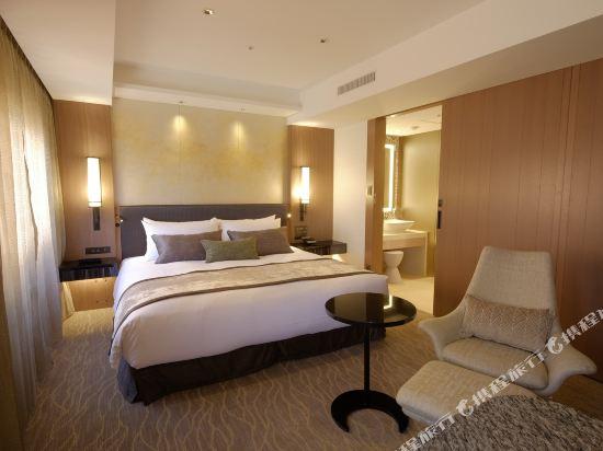 東京大都會東京城飯店(Hotel Metropolitan Edmont Tokyo)豪華房