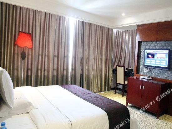 中山匯龍灣酒店(Huilongwan Hotel)豪華套房