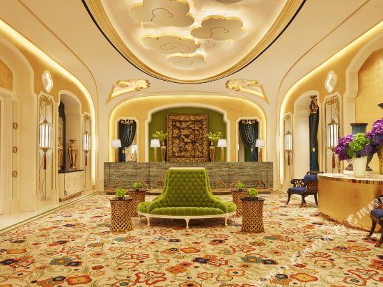 澳門永利皇宮酒店(Wynn Palace)大堂吧