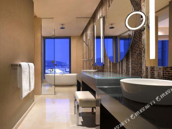澳門君悅酒店(Grand Hyatt Macau)君悅動感噴泉景豪華客房