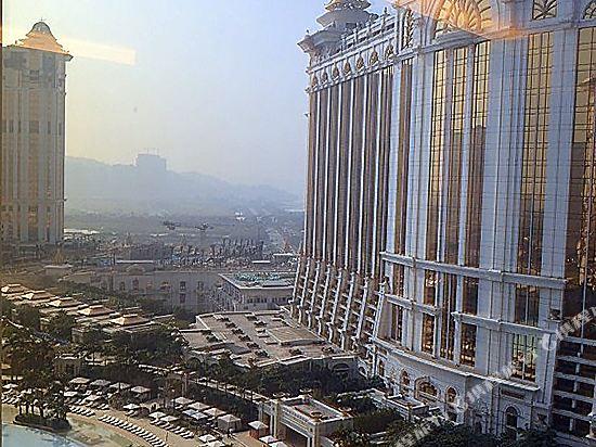 澳門銀河酒店(Galaxy Hotel)眺望遠景