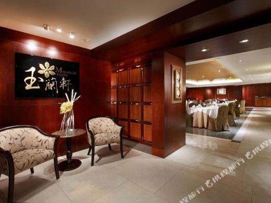 台北王朝大酒店(Sunworld Dynasty Hotel Taipei)中餐廳