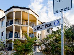 黃金海岸日落島度假村(Sunset Island Resort Gold Coast)