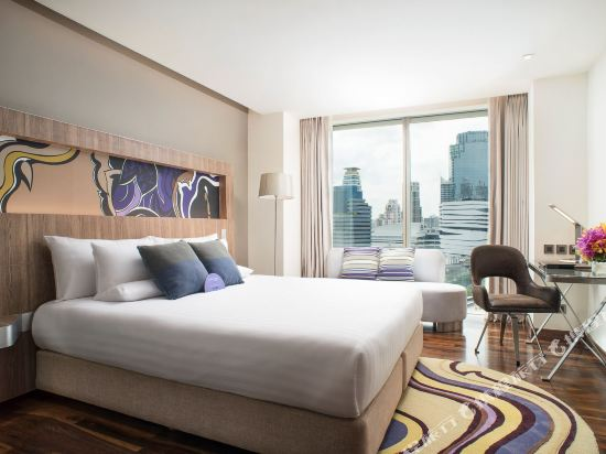 曼谷諾富特素坤逸20號酒店(Novotel Bangkok Sukhumvit 20)豪華房