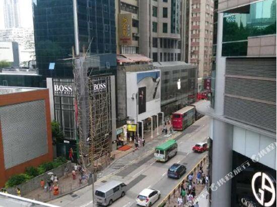 香港皇家太平洋酒店(The Royal Pacific Hotel and Towers)周邊圖片