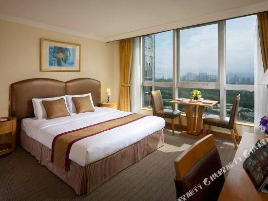 香港嘉湖海逸酒店(Harbour Plaza Resort City)高級房