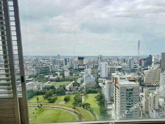 曼谷拉查丹利中心酒店(Grande Centre Point Ratchadamri Bangkok)眺望遠景