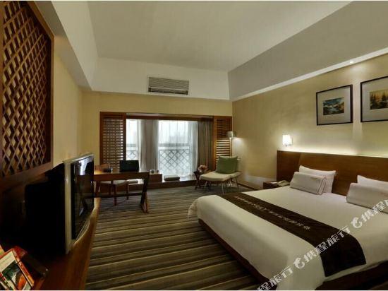 深圳中南海悅大酒店(South China Laguna Hotel)高級商務大床房