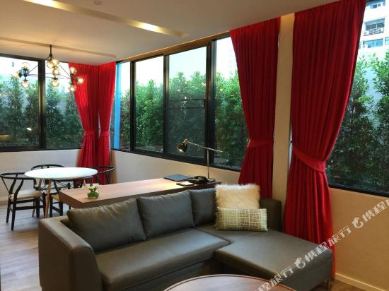 曼谷18街麗亭酒店(Park Plaza Bangkok Soi 18)公園套房