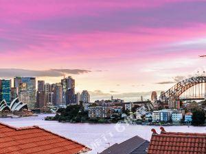 悉尼克瑞蒙坡音緹莊園酒店(Cremorne Point Manor Hotel Sydney)