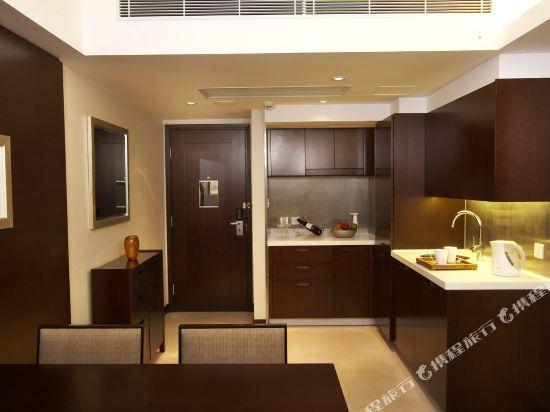 香港帝景酒店(Royal View Hotel)雙卧室套房