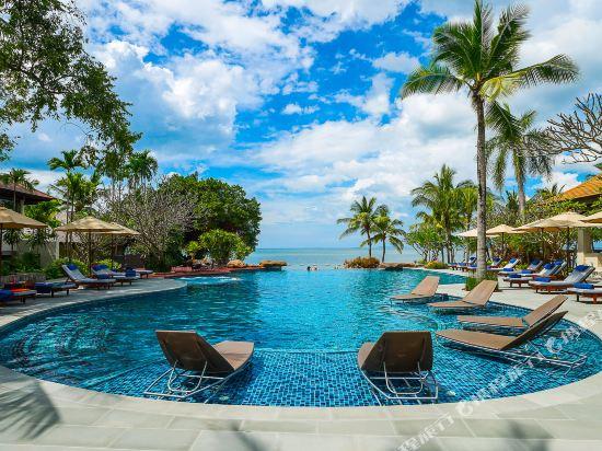 大海沙灘陽光度假酒店(Sea Sand Sun Resort and Villas)室內游泳池