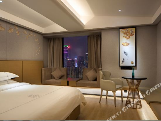 桔樹國際公寓(廣州珠江新城店)(Orange International Apartment (Guangzhou Zhujiang New City))豪華大床房