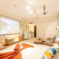 斑斕·家公寓(北京三里屯使館區店)酒店預訂