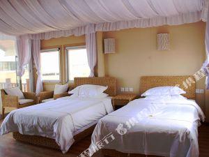 中衛騰格里沙漠星辰帳篷酒店