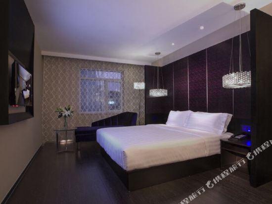 桔子酒店·精選(北京學院路店)(Orange Hotel Select (Beijing Xueyuan Road))商務大床房