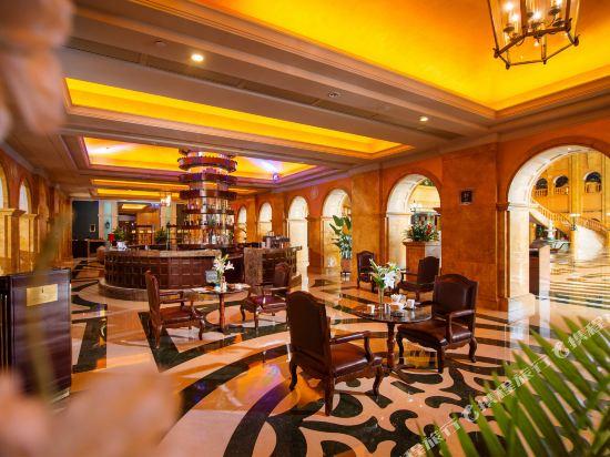 東莞曼佧特國際大酒店(Malachite Hotel)行政酒廊