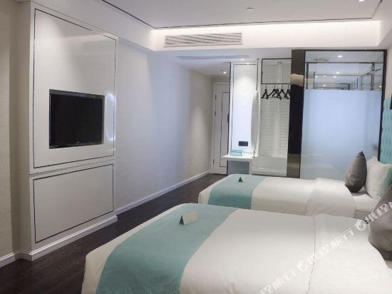 希岸酒店(深圳機場航站樓店)(Xana Hotelle (Shenzhen Airport Terminal))希岸雙床房