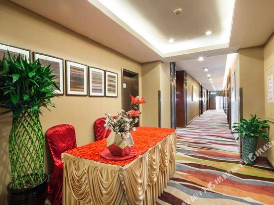 深圳百合酒店(Century Kingdom Hotel)公共區域