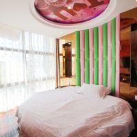 99旅館連鎖(上海外環路地鐵站店)酒店預訂