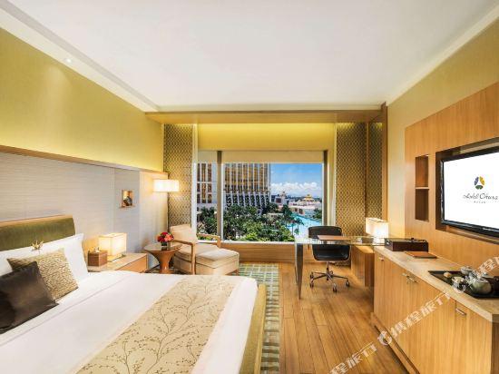 澳門大倉酒店(Hotel Okura Macau)豪華客房