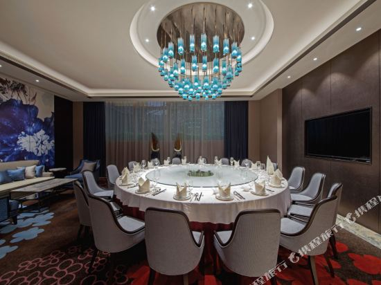 深圳濱河時代亞朵S酒店(Atour S Hotel)餐廳