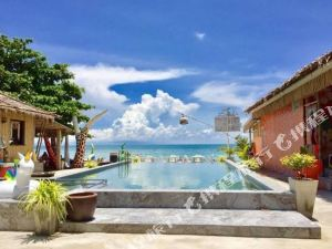甲米查巴藝術畫廊簡易別墅酒店(Cha-Ba Bungalows & Art Gallery Krabi)