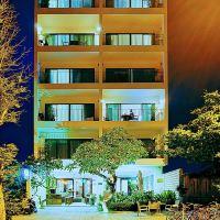 丹綠洲海灘公寓式酒店酒店預訂
