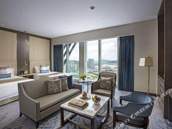 澳門新濠影匯酒店(Studio City Hotel)巨星尊貴雙床套房