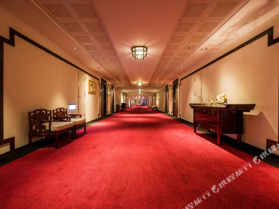 高雄圓山大飯店(The Grand Hotel)市景雙床房