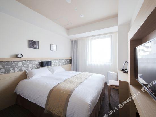 京阪澱屋橋酒店(Hotel Keihan Yodoyabashi)大床房