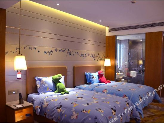 上海浦東主題樂園萬信酒店(Wassim Hotel (Shanghai Pudong Theme Park))主題家庭房