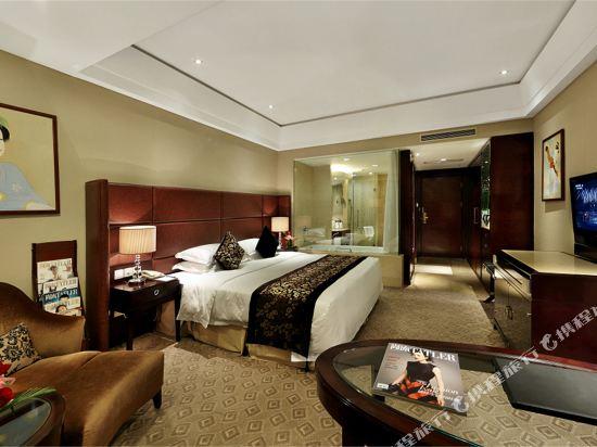 深圳百合酒店(Century Kingdom Hotel)日式大床房