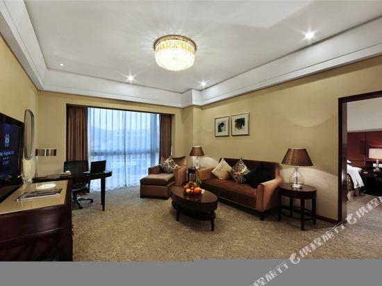 深圳百合酒店(Century Kingdom Hotel)高級套房