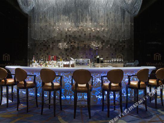 東莞萬達文華酒店(Wanda Vista Dongguan)酒吧