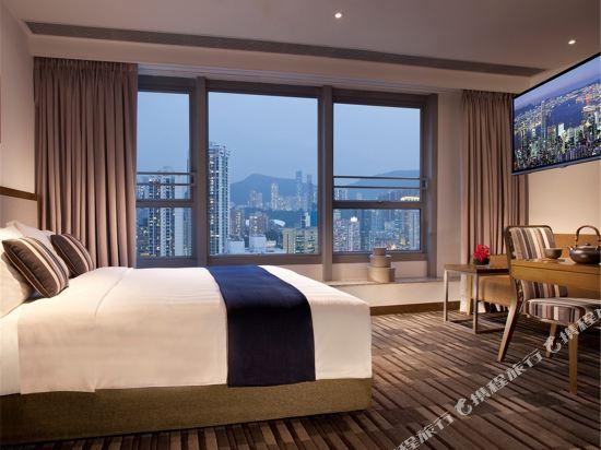 香港盛捷維園公寓酒店(Somerset Victoria Park Hongkong)豪華行政單房式公寓